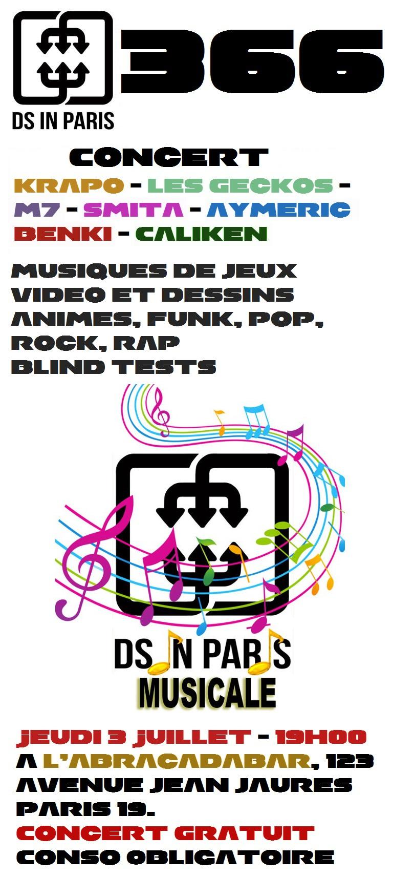 DIP MUSICALE213