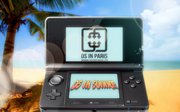 DS in Summer : quels jeux emporter avec sa 3DS ?