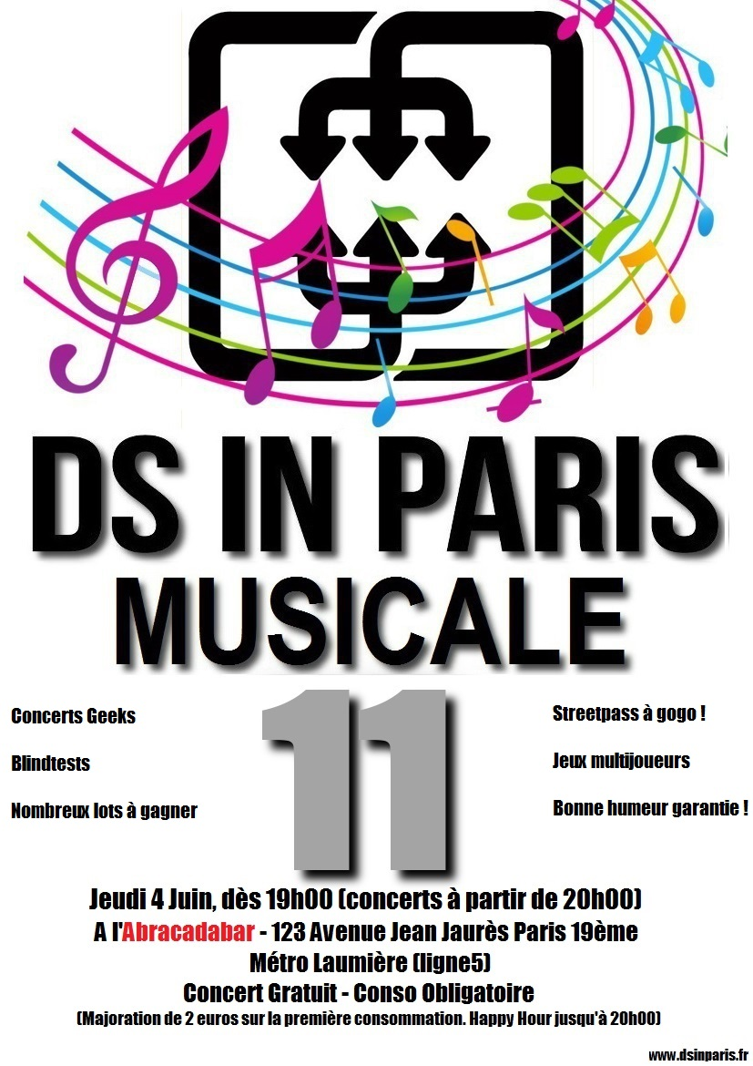 DS in Paris Musicale 11