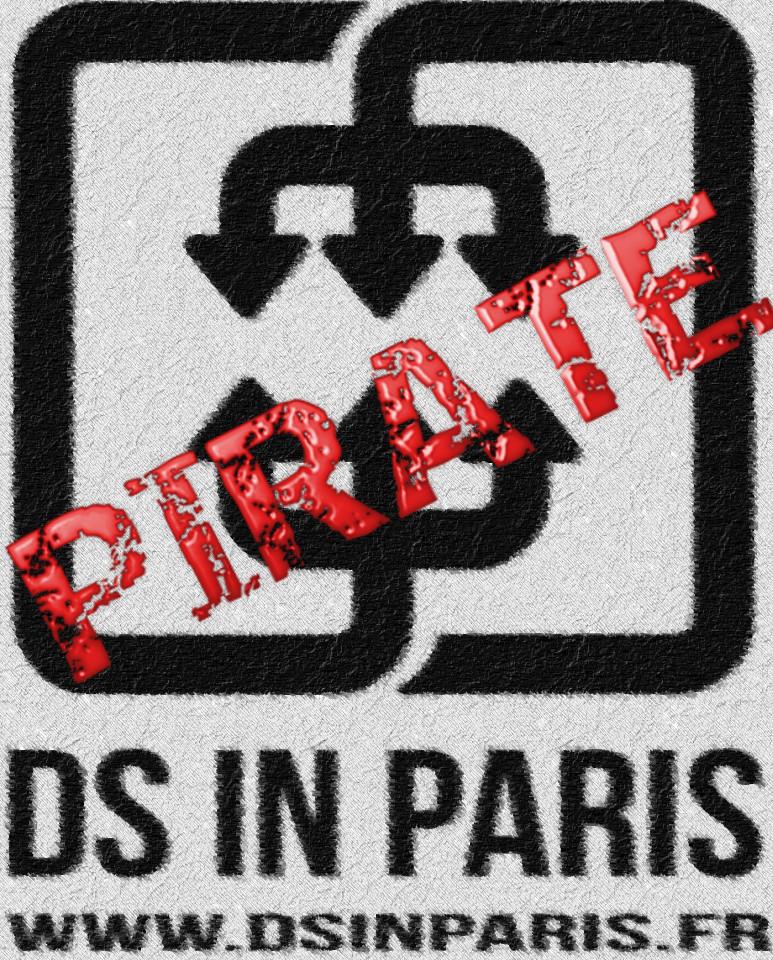 DS in Paris Pirate