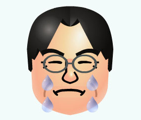 """On my business card, I am a corporate president. In my mind, I am a game developer. But in my heart I am a gamer."" - Iwata, 2005"