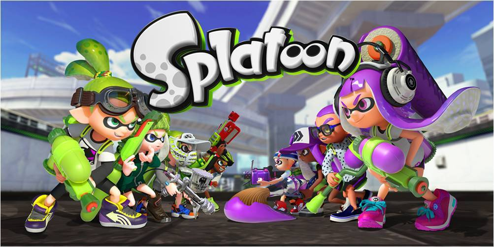Tournoi Splatoon