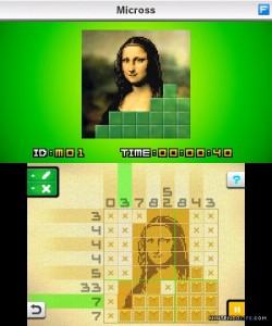 Mona Lisait, puis Mona jouait
