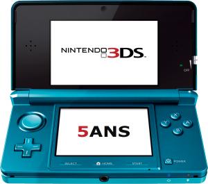 5ans 3DS