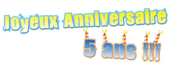 DS in Spéciale 5 ans de 3DS !