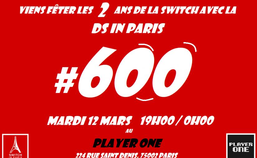 DSiP #600 : Les 2 ans de la Switch