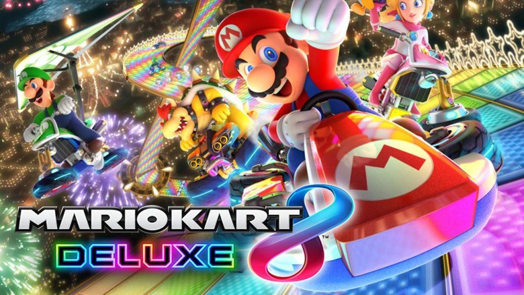 newest b6a97 63623 Mario Kart 8 Deluxe est incontestablement un des plus gros succès de la  Switch et forcément, un des jeux les plus joués aux DSIP. Mais, sans se  vanter, ...
