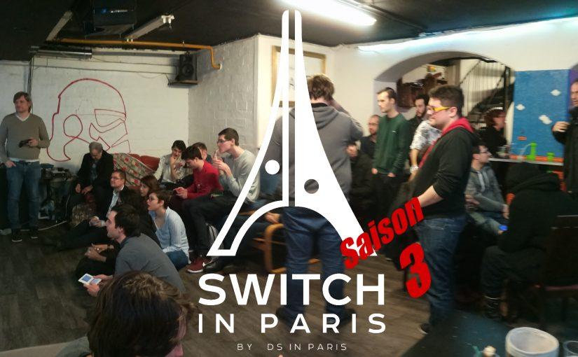 Switch in Deux Point Zéro – Saison 3